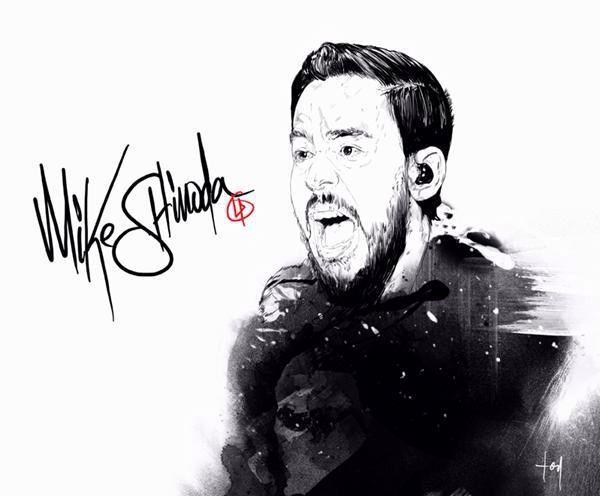 Mike Shinoda by Dika toolkit
