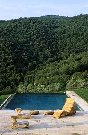 Italy - Tuscany- beautiful pool in a house - Chianti Area