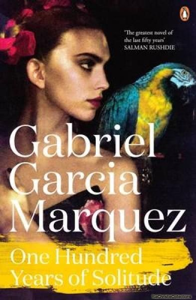 2014 edition by Penguin - Gabriel García Márquez's masterpiece One Hundred Years of Solitude celebrates its 50th anniversary this month. The novel is set in the fictional town of Macondo, Colombia, and tells the story of the Buendía family. Since its publication on May 30, 1967, One Hundred Years of Solitude has sold over 30 million copies, inspired hundreds of translations and editions, earned numerous awards and been critically acclaimed as one of the best novels of the twentieth century.