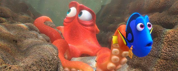 Noticias de cine y series: Buscando a Dory, mejor estreno de animación de la historia