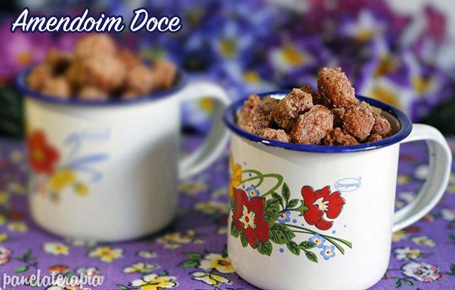 PANELATERAPIA - Blog de Culinária, Gastronomia e Receitas: Amendoim Praliné