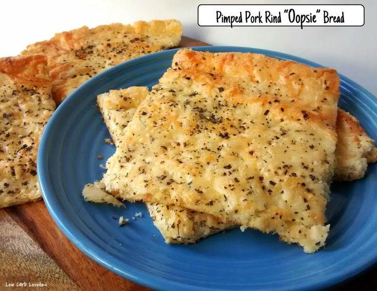 Pimped Pork Rind Oopsie Bread - Low Carb Lovelies (4)