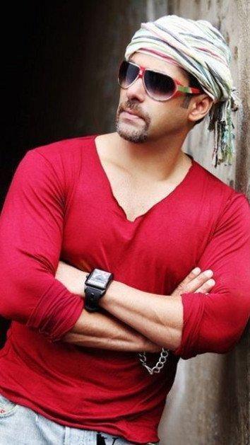 Salman Khan :)