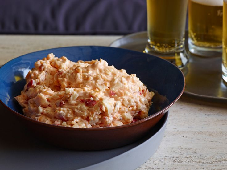Pimento Cheese Dip recipe from Jamie Deen via Food Network