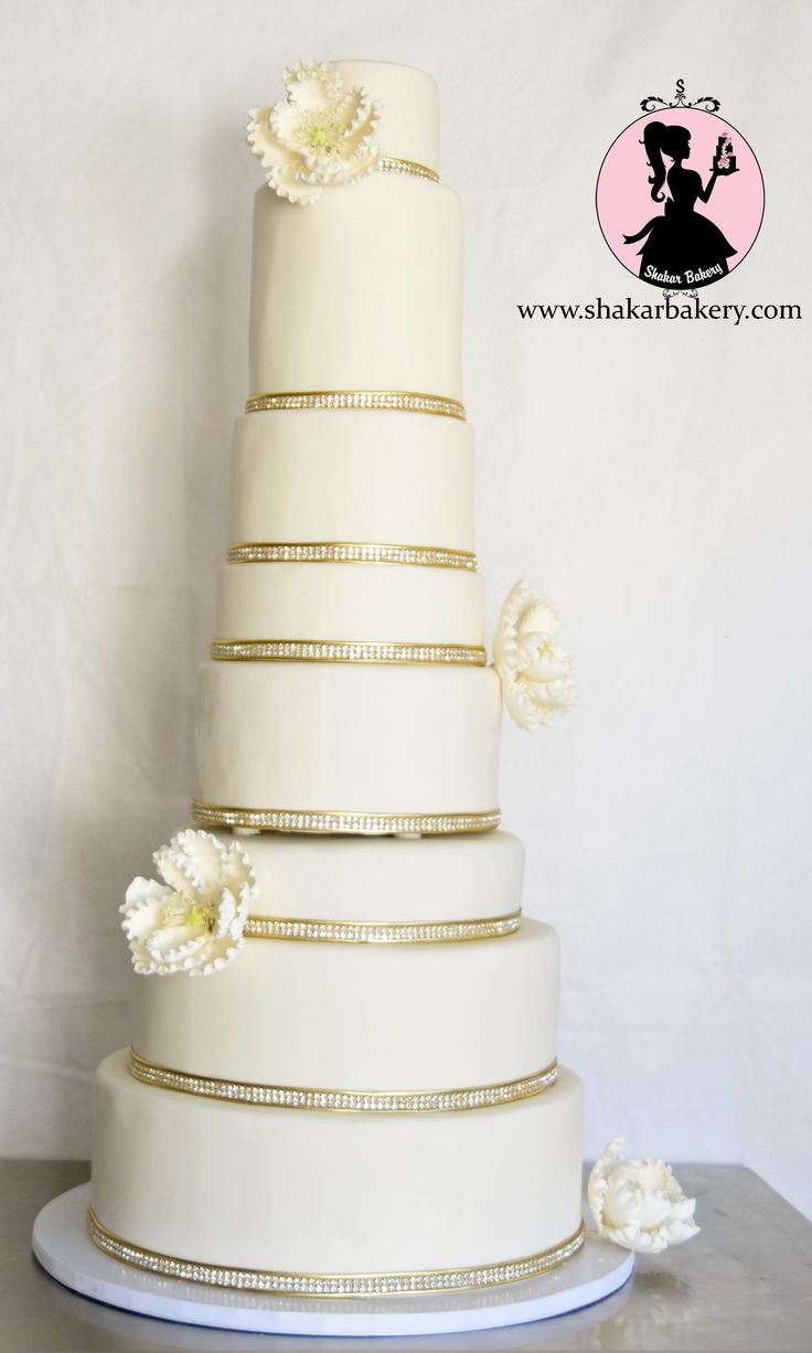 how tall is a 3 tier wedding cake 8 tier of a wedding cake simple and 15561