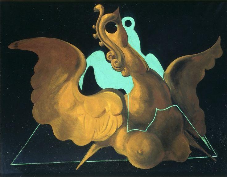 Chimère - Max Ernst, 1928