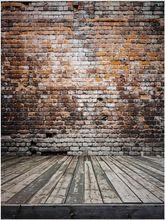 5 * 6.5FT На Заказ Деревянный Пол Фоны Стены Фон Цифровая Печать Студия Фон Винил Фотография Фотография Фоны(China (Mainland))