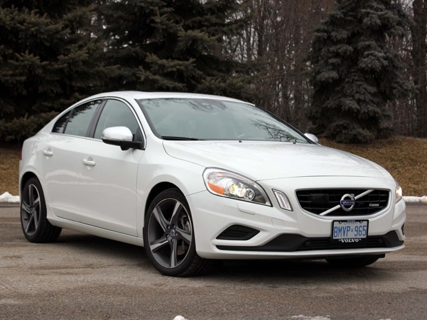 Road Test: 2012 Volvo S60 T6 R-Design seriously quick sedan. Volvo's S60 T6 R-Design's 3.0-litre turbo puts out 325 horsepower and scoots to 100 kilometres an hour in 6.1 seconds.
