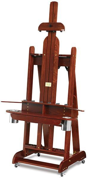 This is probably more easel than I need, but I still want it. Yes please.: