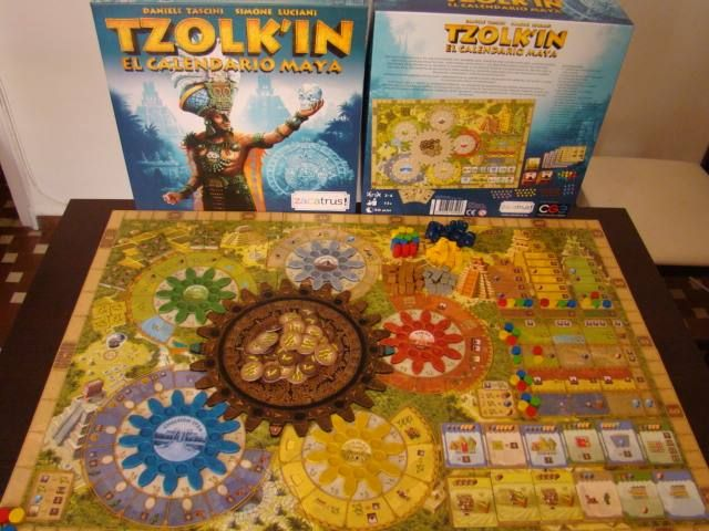 Juego Tzolk'in