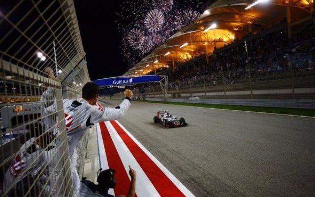 Hass F1: l'obiettivo. ora, è andare a punti in tutte le gare Nessuno si aspettava un inizio di stagione così positivo per la Haas F1: il debuttante team americano è andato oltre le più rosee aspettative, conquistando un sesto e un quinto posto nelle prime due  #haas #f1 #steiner