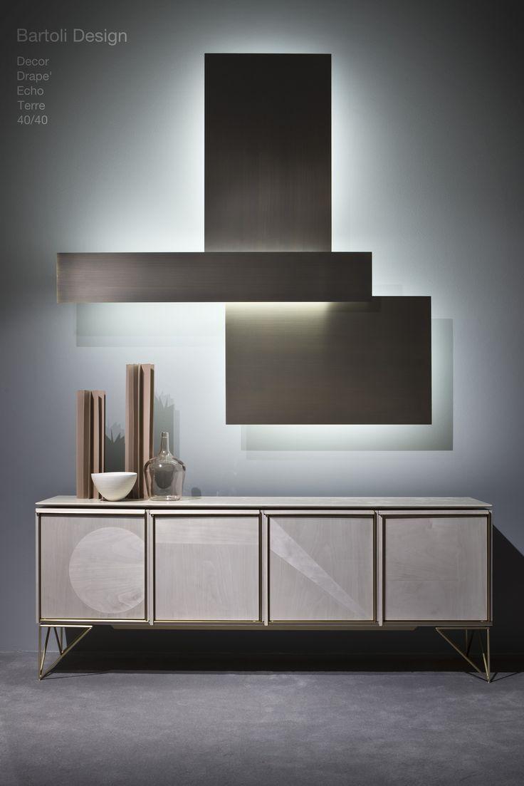 Milan Design Week 2016. 40/40 Dresser by Bartoli Design   Wall Light by Mark Anderson   Laurameroni