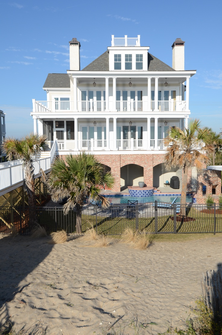 18 Best Images About Oceanfront Homes Crg Custom Designs On Pinterest Gardens Home And