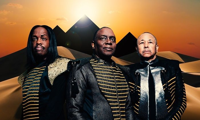 Earth, Wind & Fire and CHIC ft. Nile Rodgers: 2054 The Tour - Oracle Arena: Earth, Wind & Fire and CHIC ft. Nile Rodgers: 2054 The Tour on July 12 at 7:30 p.m.