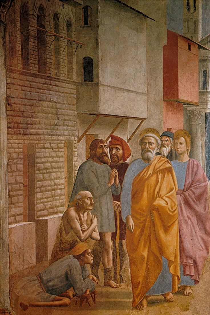 Masaccio._St._Peter_Healing_the_Sick_with_His_Shadow.jpg (986×1475)