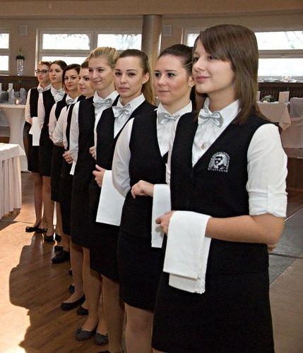 Service Staff In Proper Work Uniforms | Karla | Flickr