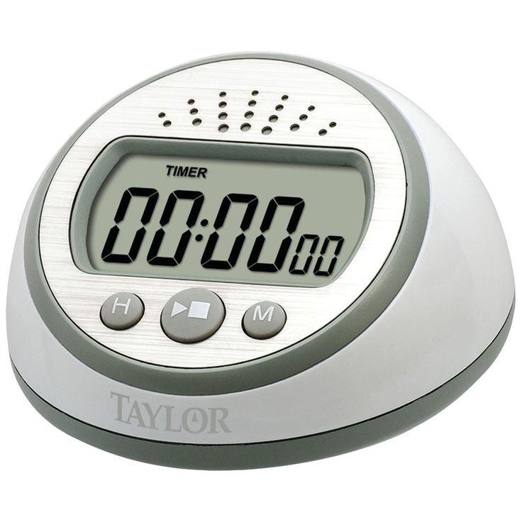 Taylor Super-loud Digital Timer