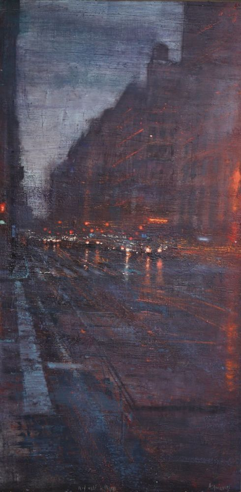 Alejandro Quincoces - Red Night in Chicago