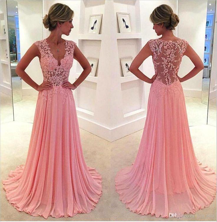 181 best 2016 prom dresses images on Pinterest | Prom dress long ...