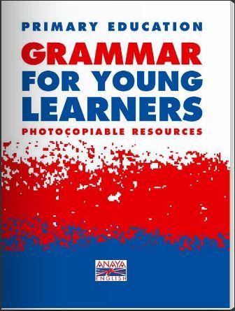 Gramática inglesa para primaria