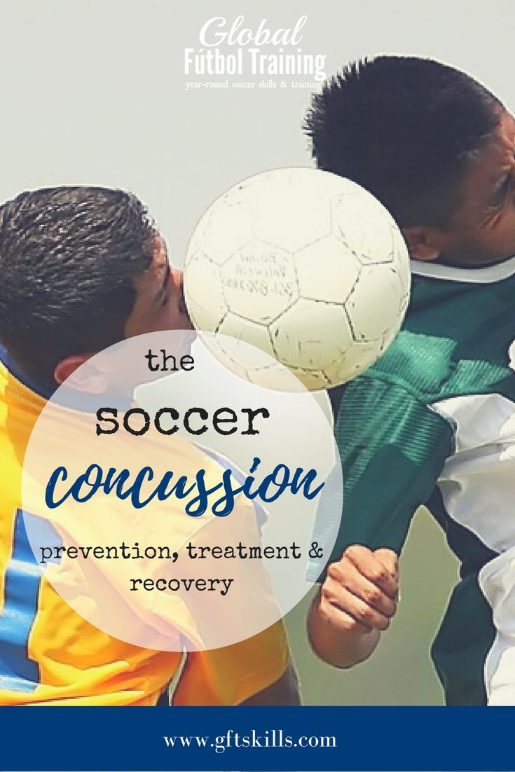 The soccer concussion is one of the biggest safety problems in soccer for girls 13 to 16. Yes, it's an issue in men's professional soccer too, but not as serious. The main thing soccer parents, players and coaches need to know are how to help lower the number of cases. And today, that's exactly what I'm sharing! Specifically, I'll share the issues with the new header rule, what part of the head you should use when you must head the ball, and how to treat a concussion is symptoms are present.