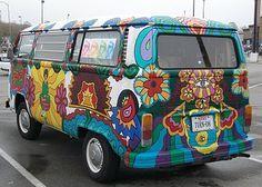 hippie van - Sök på Google