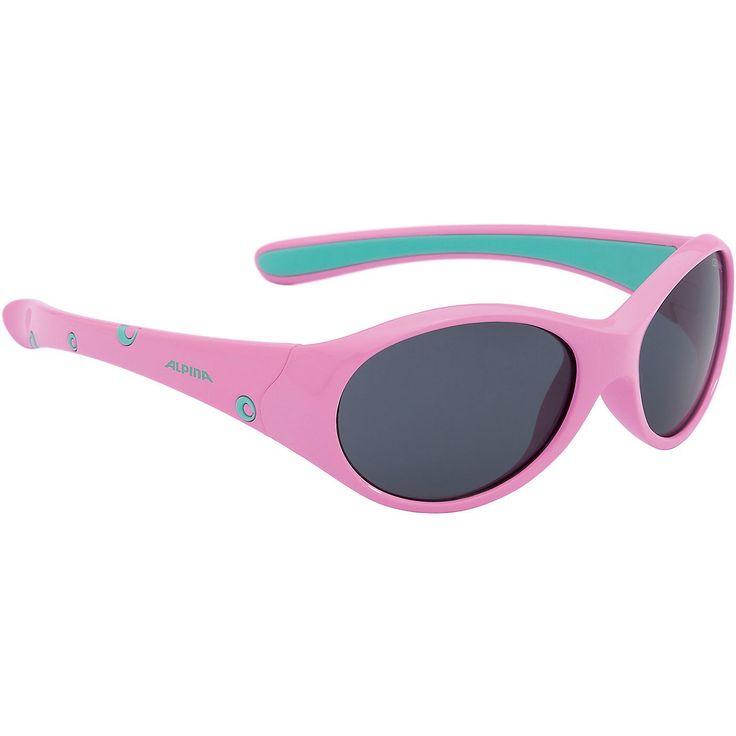 Für kleine Sportlerinnen, die auf Design Wert legen - die Sonnenbrille Flexxy von ALPINA for girls.  Diese stylische Sonnenbrille ist unkaputtbar, so wie ihr großer Bruder Flexxy von ALPINA. Durch das Windtunnel Design umschließen die stark gewölbten Brillenscheiben das Gesicht und bieten somit Schutz vor Kälte und Zugluft. Durch die Brillenscheiben und die indirekte Luftstromführung wird das B...