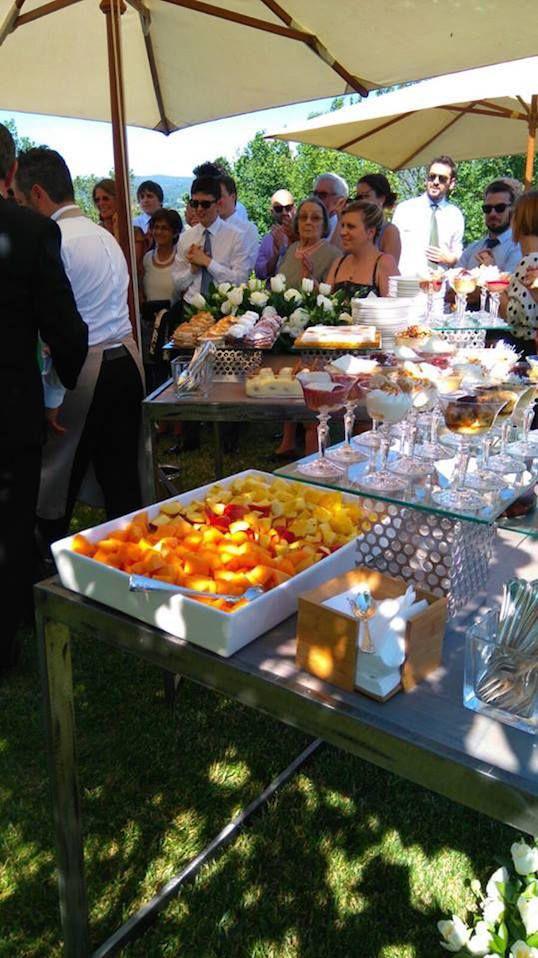 Super Oltre 25 fantastiche idee su Buffet matrimonio su Pinterest | Bar  QQ97
