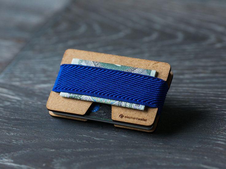 Slim Geldbörse, Kreditkarteninhaber, Männer und Frauen Brieftasche Holz minimalistisch schlanken, modernen Design NW von ElephantWallet auf Etsy https://www.etsy.com/de/listing/167755238/slim-geldborse-kreditkarteninhaber