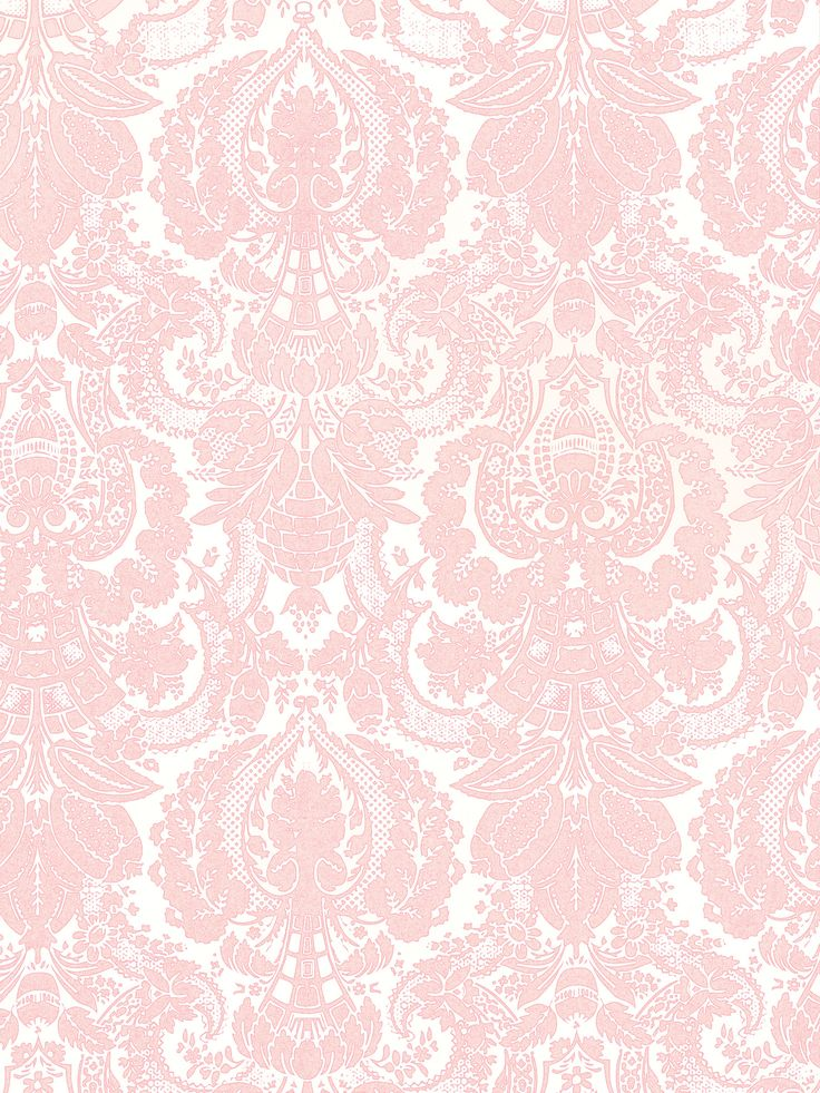 pink damask background