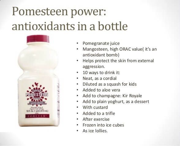 Pomesteen Power from Forever