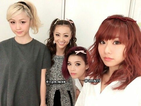 Erie & Shizuka & Aya & Ami #Dream #DJErie