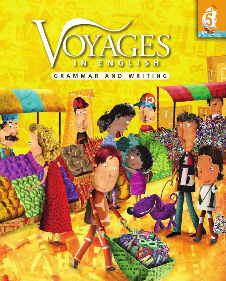 Voyages in English 2011 Grade 5 Student Edition  The new 2011 edition of Voyages in English: Grammar and Writing for Grades 3-8 is the result of decades of research and practice by experts in the field of grammar and writing. Responding to the needs of teachers and students, this new edition provides ample opportunities for practice and review to ensure mastery and improved performance on standardized tests.