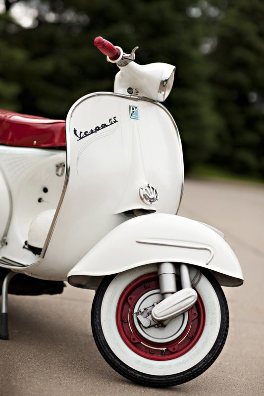 Vespa GS160 Gran Sport Cycles http://gransportcycles.com/