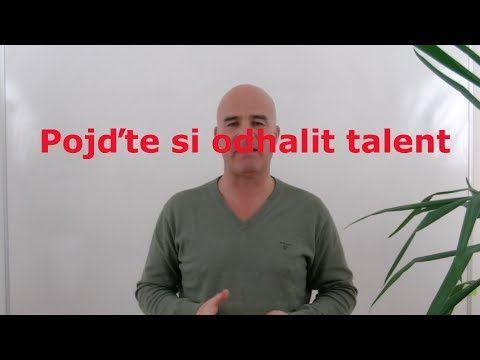 Aleš Kalina - Odhalte si svůj talent - YouTube