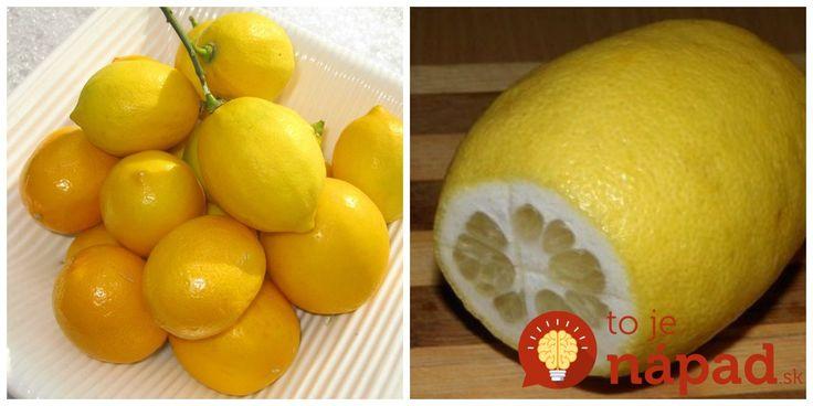 Moja babička nás naučila jednoduchý recept, ako z citrónu vyťažiť ešte viac.