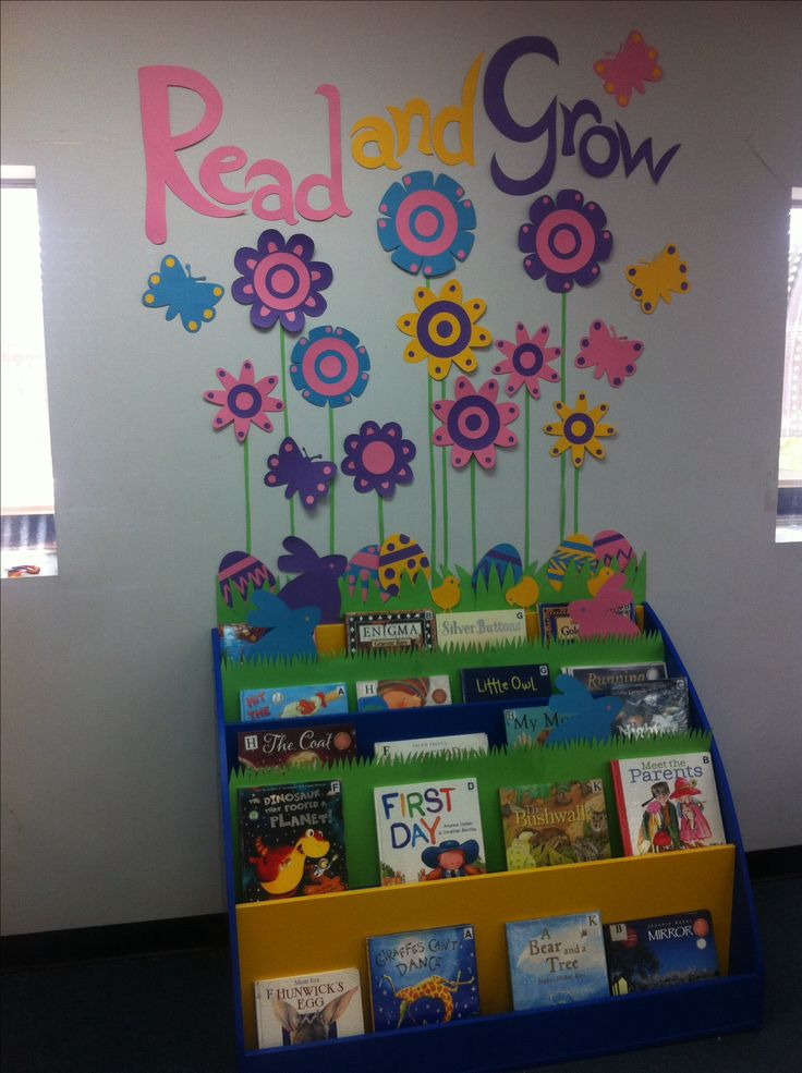 735 best library display ideas images on pinterest for Library painting ideas