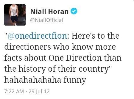 it's true, Niall, it's scary true