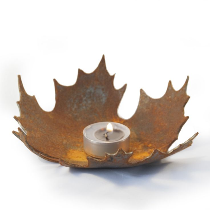 Candle holder 'Fall' | For sale at Lebesque Design online shop