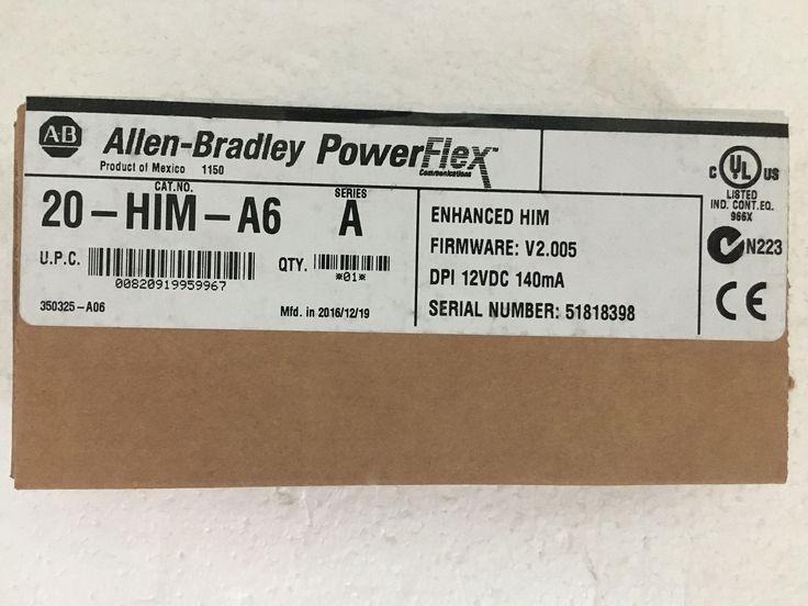 Allen Bradley 20-HIM-A6 SER A Module