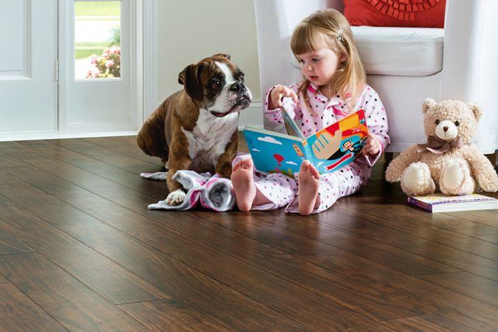 Pet Friendly Flooring Luxury Vinyl, What Is The Best Laminate Flooring For Pets