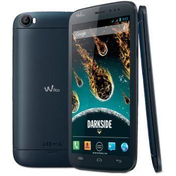 Smartphone WIKO Darkside Bleu & Noir prix promo Priceminister 246.90 € TTC