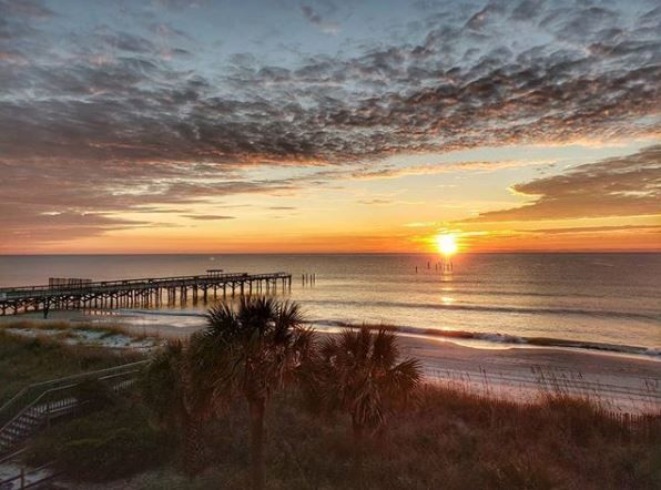 Sunrise Or Sunset An Oceanfront Hotel Is A Great Place To Watch The Sun Do You Prefer Getting Up Early For Visit Myrtle Beach Myrtle Beach Myrtle Beach Area