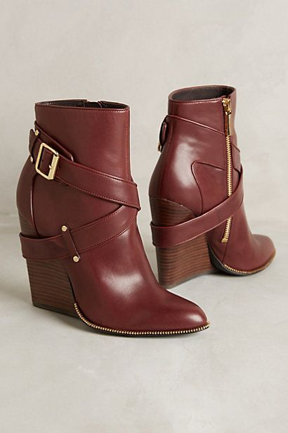 Swashbuckler Booties by Rachel Zoe #anthroregistry