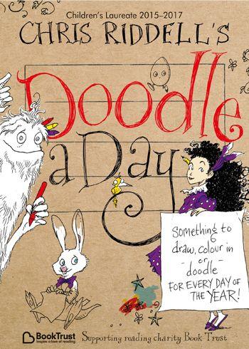Chris Riddells Doodle A Day Free Downloads