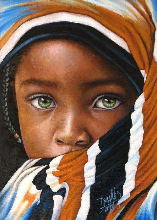 Niño de África                                                                                                                                                      Más