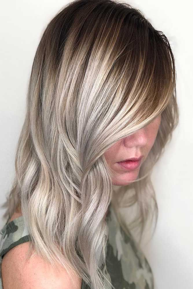 Blonde ombre hair will be all the rage the following season. Get ready to go to ...