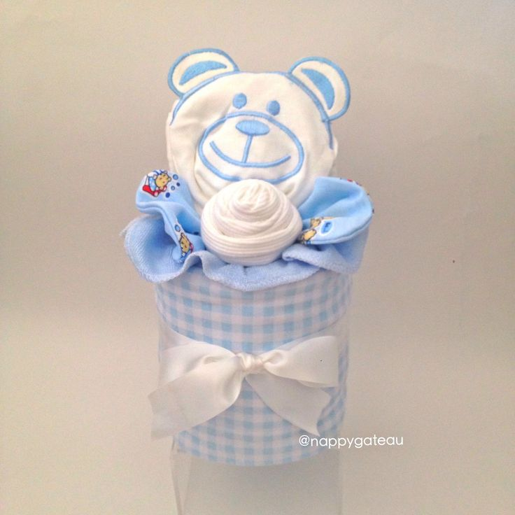 A personal favorite from my Etsy shop https://www.etsy.com/listing/231606535/mini-nappy-cake-nappy-bundle