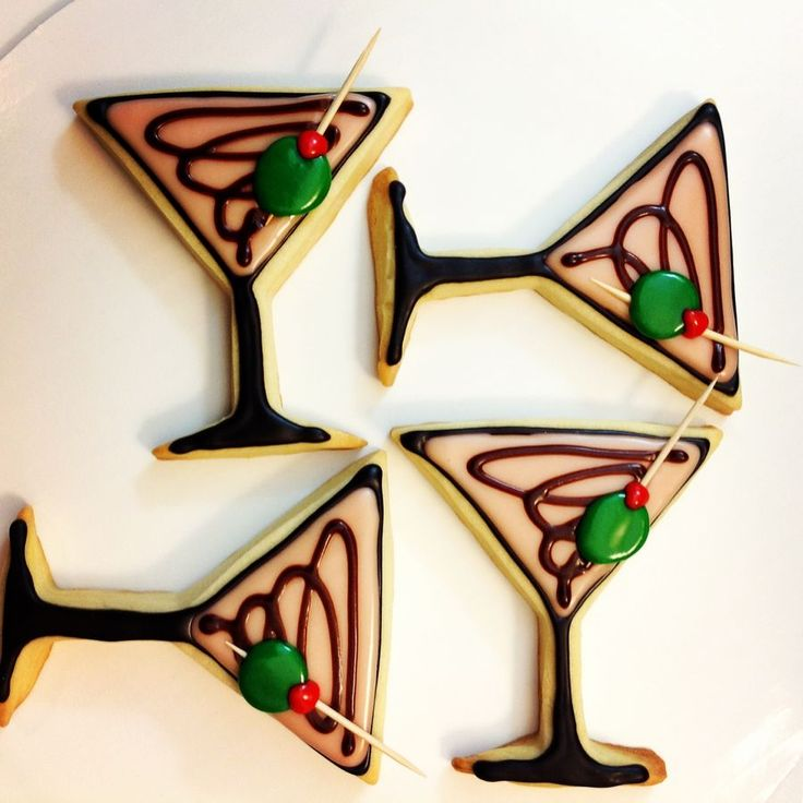 New Years Eve confetti cookies. — Cookies!