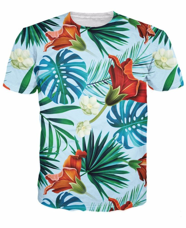 Floral T-Shirt http://www.jakkoutthebxx.com/products/floral-t-shirt-ferns-flowers-leaves-colorful-3d-plants-print-summer-tops-outwear-tee-funny-t-shirt-for-women-men?utm_campaign=social_autopilot&utm_source=pin&utm_medium=pin #fashionmodel  #model #fashiontrends #whatstrending  #ontrend #styleblog  #fashionmagazine #shopping